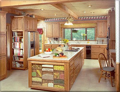 Modern Kitchen Island, Kitchen Island