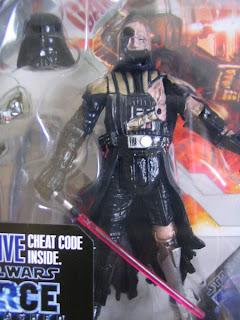 Darth Vader Revenge of the Sith Damaged Anakin Skywalker
