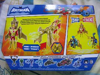 DC Universe Batman Brave and Bold Firestorm Rocket Blast Plastic Man Green Arrow JLU Justice League