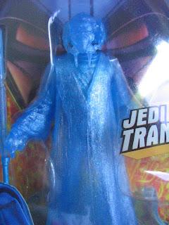 Star Wars Jedi Hologram Saga Collection Revenge of the Sith Aayla Secura Plo Koon Ki-Adi-Mundi Yoda