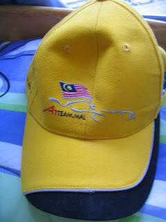 A1 Racing Team Malaysia Cap F1 Jobstreet.com.my Autoworld.com.my