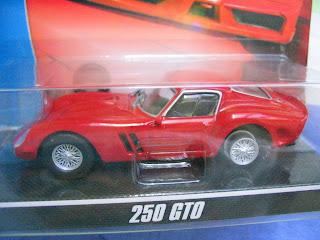 Hot Wheels Ferrari Variant 1:38 scale 250 GTO Variation