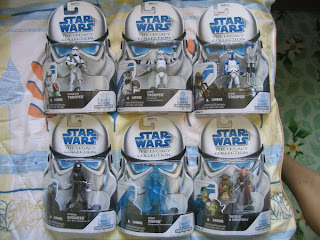 Star Wars Droid Factory Build a droid 5D6-RA7 Clone Trooper Imperial Engineer Saleucami Carusant Landing PlatformCount Dooku Holographic Yaddle Evan Piell