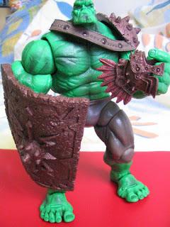 Marvel Legends Planet Hulk Annihilus series BAF Build a figure