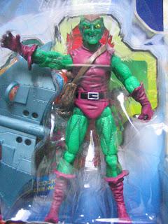 Marvel Spectacular Spider-man Dive Bomber Green Goblin Toxic Blast Venom Marvel Universe  3 1/4 inch figures Fiercest Foes battle cards
