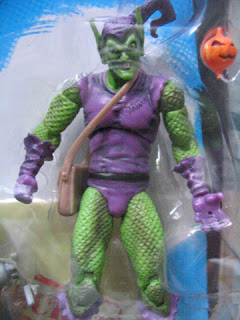 Marvel Universe Spider-man Green Goblin Hobgoblin Electro Famous Foes