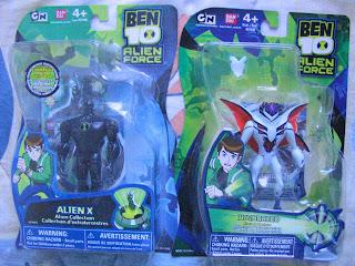 Ben 10 Tennyson Highbreed Alien X Force
