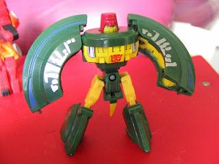 Transformers G1 Autobots Cosmos Wheelie Rodimus Warpath Brawn Beachcomber