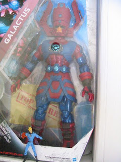 Marvel Universe Galactus Comic Con 2010 Fantastic Four