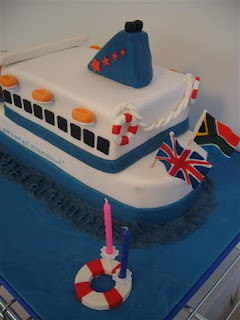 All About Cake - Ferry Cake