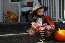 Our beautiful little witch