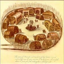 Algonquian Village