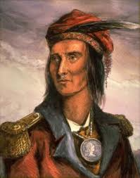 Shawnee Chief Tecuseh