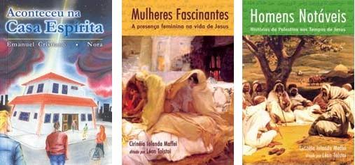 Literatura Espírita - Sugestões do Mês de Janeiro