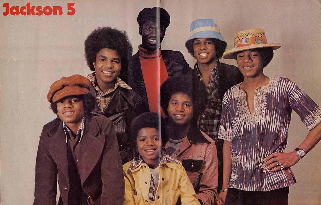 Jackson Five ABC Young Folks