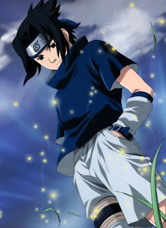 This all about Sasuke Uchiha