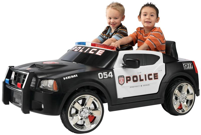 Toys R Us Cars : Oh police