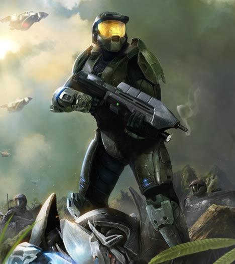 Halo spartans - Master chief in halo reach ...