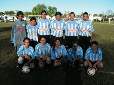 CAMPEONAS 2009 OFI-URUGUAY