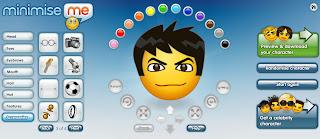 crear emoticones para messenger