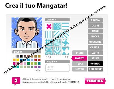 Crear avatar 2D para blog, messenger, space, etc... - personalizar avatar