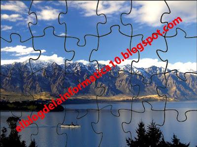 Crear efecto puzzle 1 con Photoshop