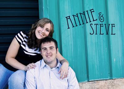 Annie & Steve