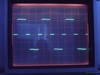 modified, square sine wave
