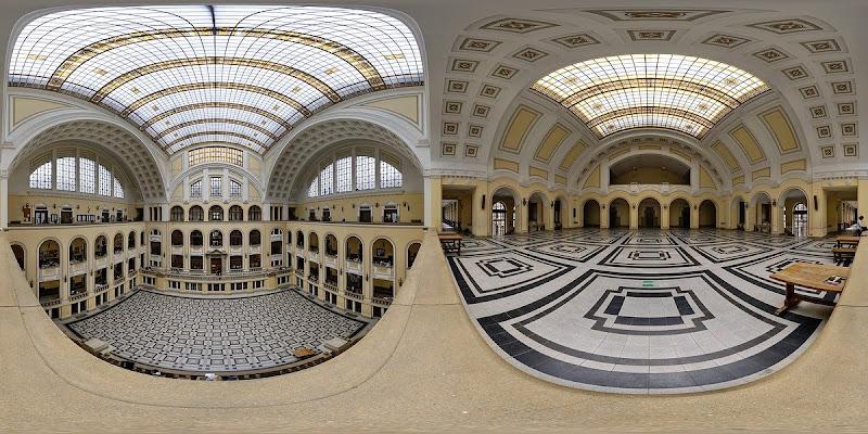 Debreceni Egyetem gömbpanoráma