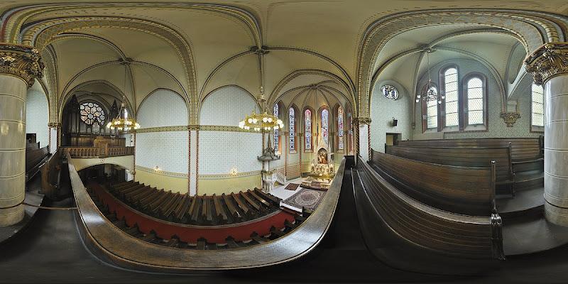 Fasori Evangélikus Templom karzat