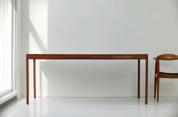 Bassam Fellows - Leather Desk