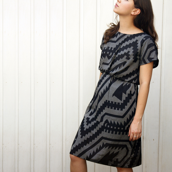 Bhalo - Silk Sack Dress