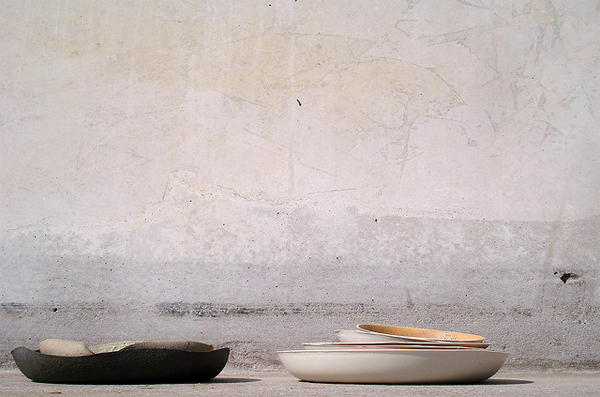 Kirstie Van Noort - Coloured Bowls