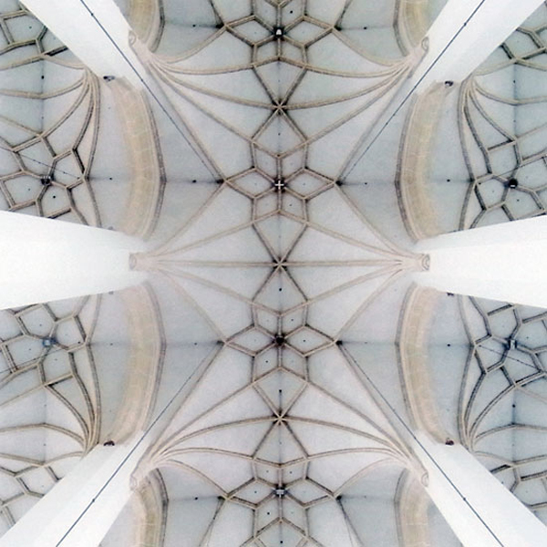 David Stephenson - Heavenly Vaults - Nave, Frauenkirche