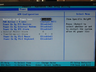 ... Resume On Rtc Alarm by Auto Power On Your Pc Using Bios Technoburst ...