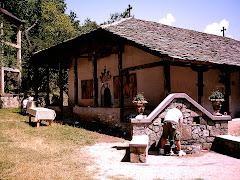 Manastir Sveta Petka vo Capari