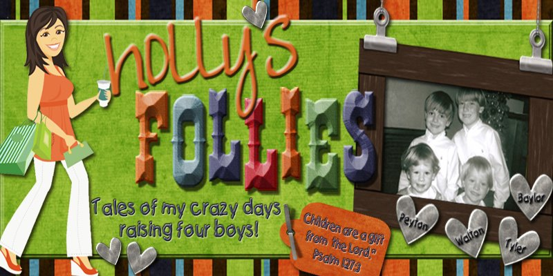 Holly's Follies