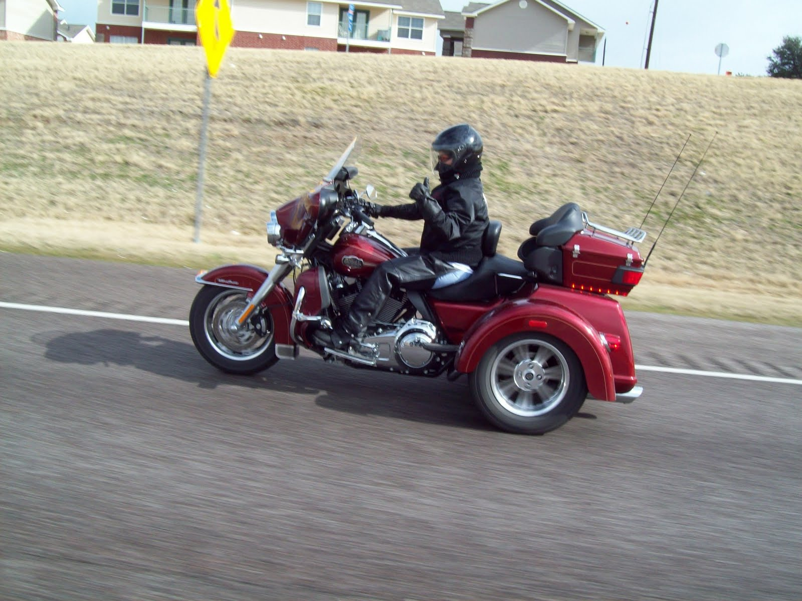 NORTH TEXAS BIKERS III  PRAY FOR SISSY 5 9 10