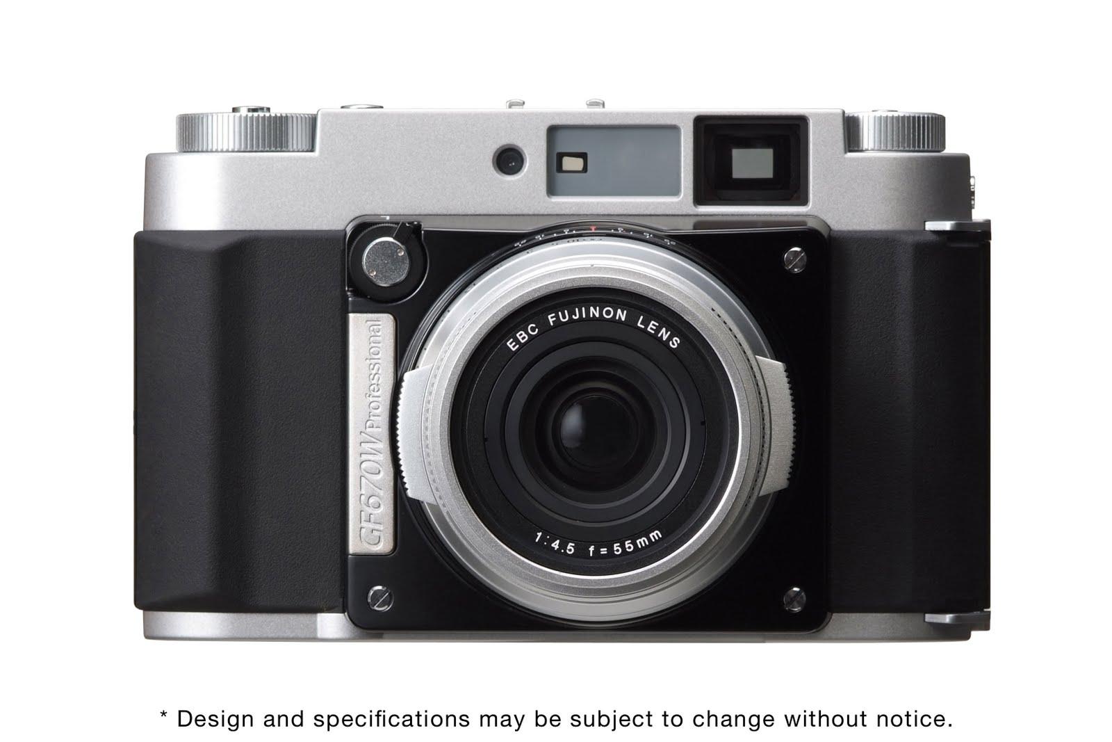 Fraction Magazine: Fuji GF670W Wide Film Camera