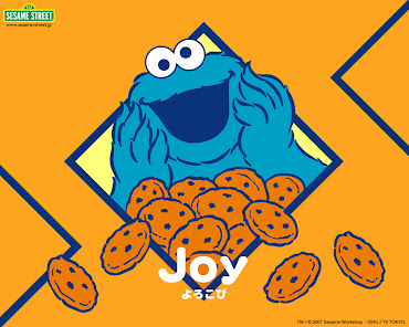 #10 Cookie Monster Wallpaper