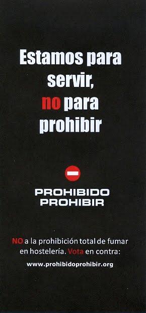 PROHIBIDOPROHIBIR