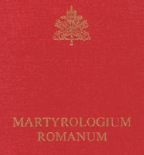 Martirologio Romano Año 1791