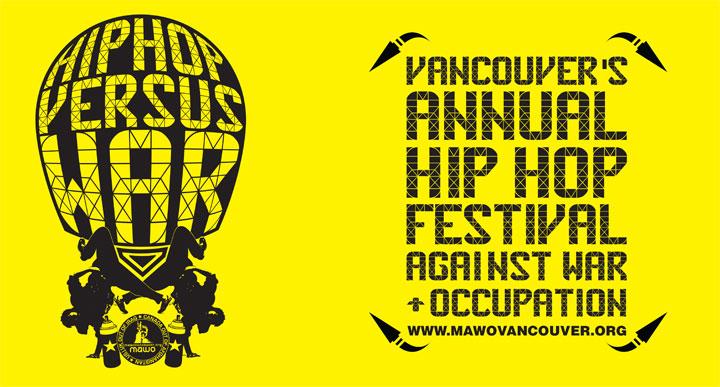 Vancouver International Hip Hop Festival For Peace