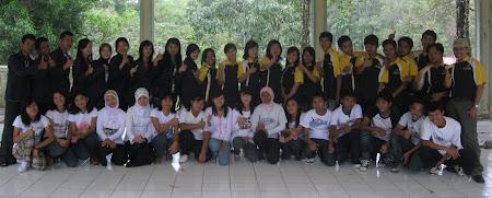 Pose Bersama 2008