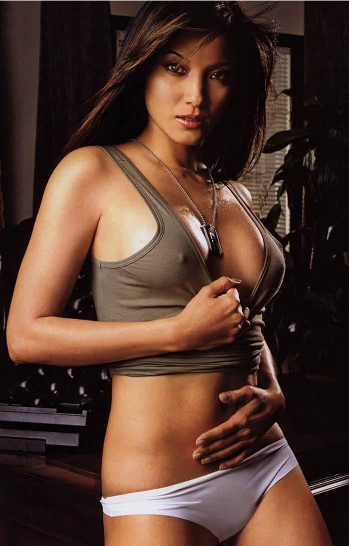 sexy Kelly Hu 