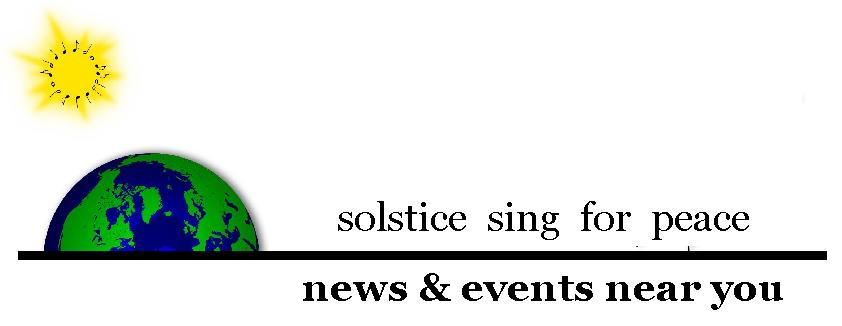 Solstice Sing for Peace News & Events Near You
