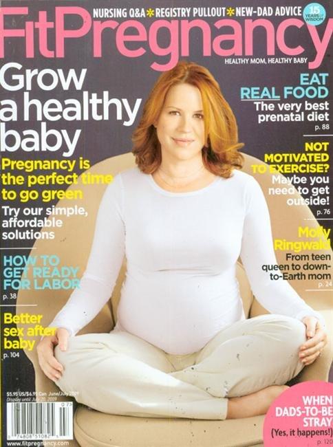 celebrity pregnant