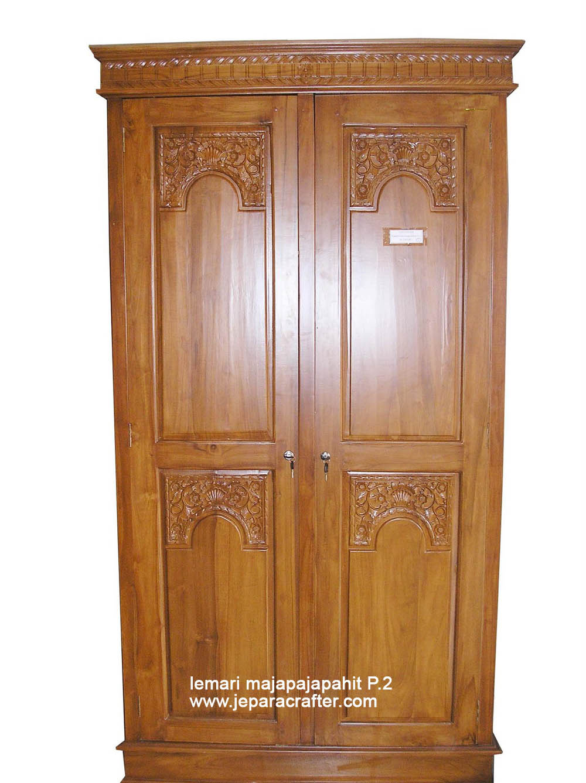 wood furniture pics. Almari Pintu Dua Ukir Wood Furniture Pics I