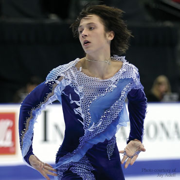 ... US men's figure skater Johnny Weir confirms he is gay in his upcoming ...