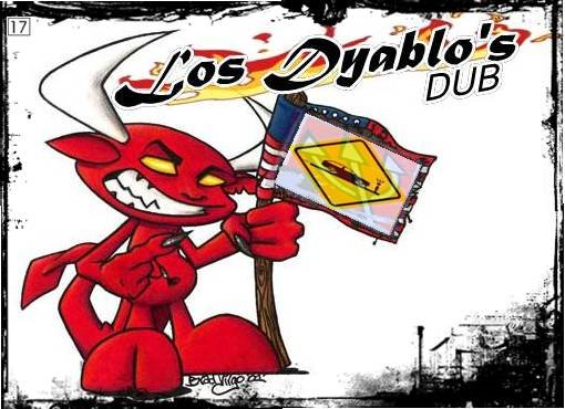 Equipe Los Dyablos Dub Gta Mods
